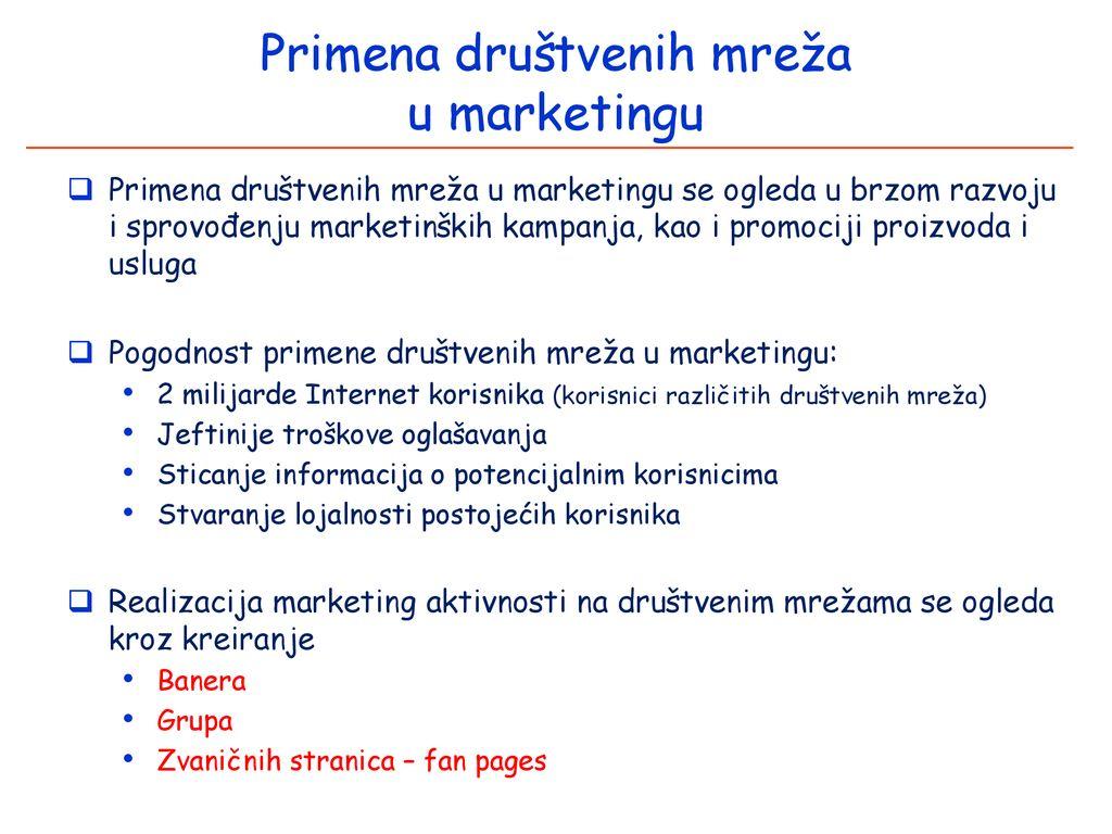 Online upoznavanje i povezivanje