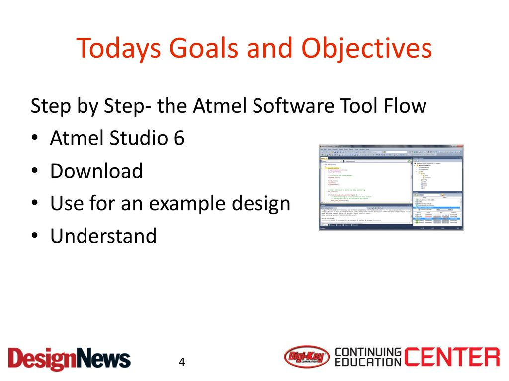 Class 3 Understanding Software Development Ppt Download Atmel Avr Mcu Family Expanded 4 Todays Goals And Objectives