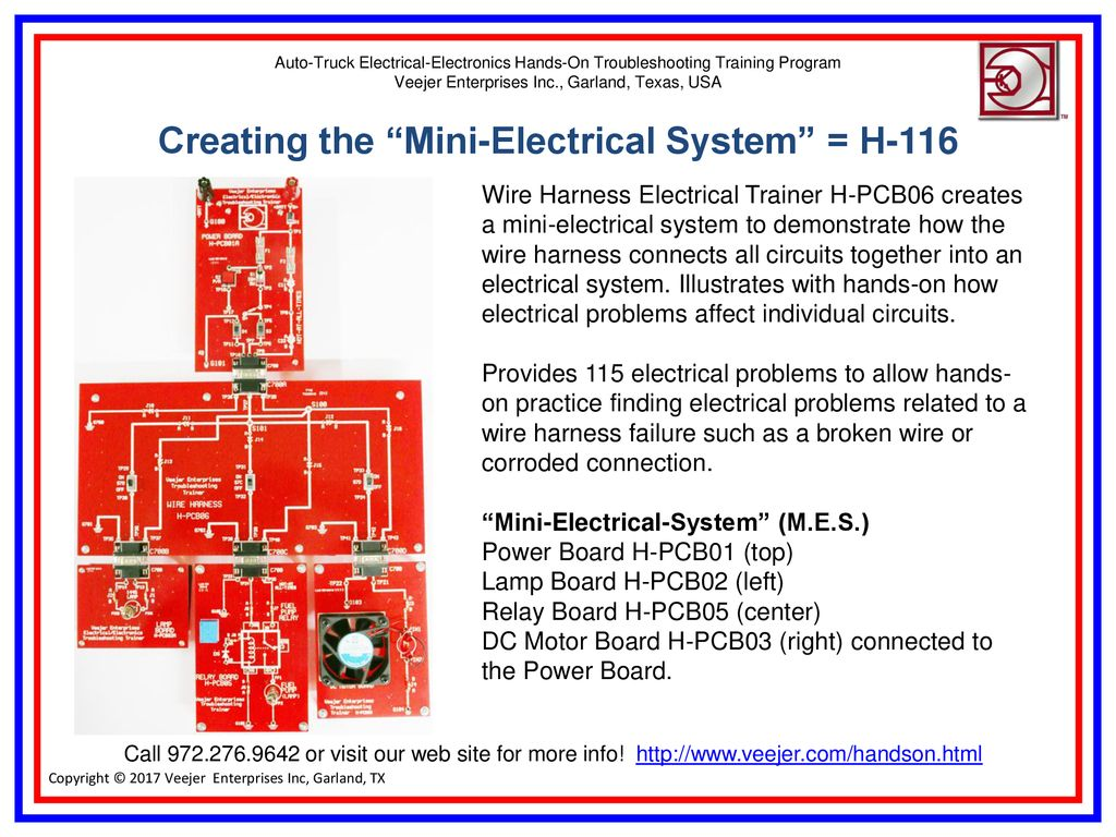 Vehicle Electrical Electronics Troubleshooting Training Program Electromagnetic Relay Problems 29 Creating
