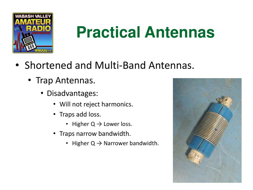 Chapter 9 Antennas and Feedlines - ppt download