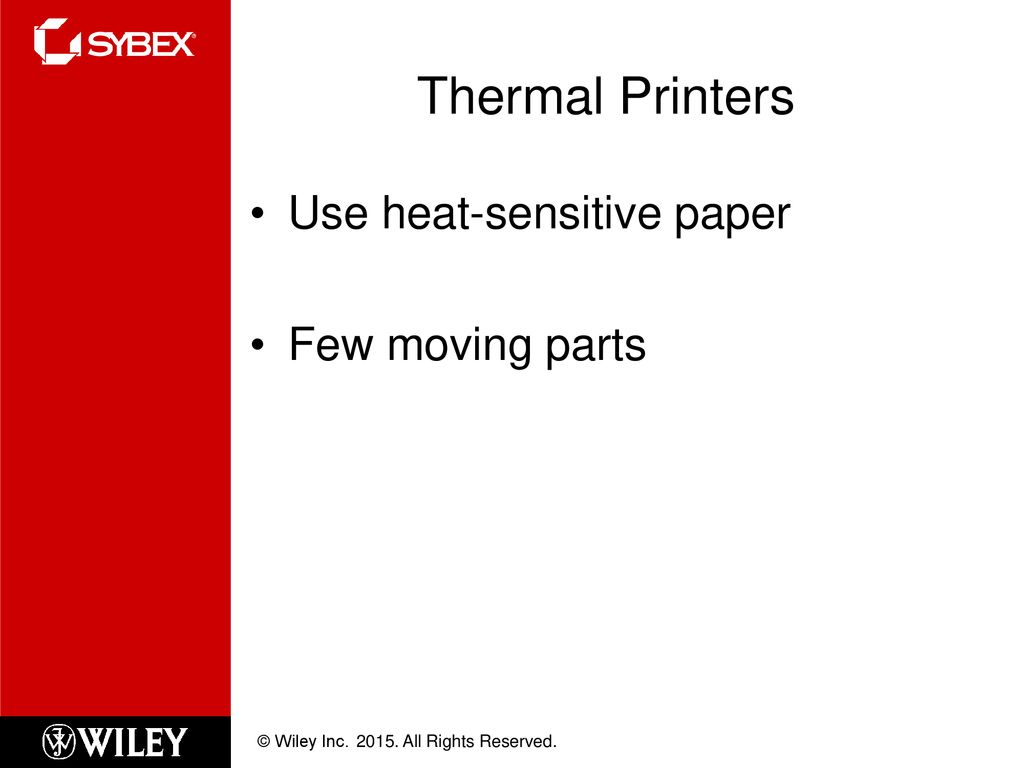 Installing and Configuring Printers - ppt download