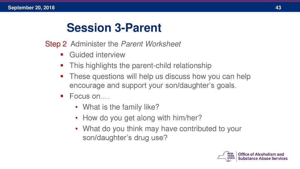 Nasw nys 2015 power of social work conference ppt download session 3 parent step 2 administer the parent worksheet ibookread PDF