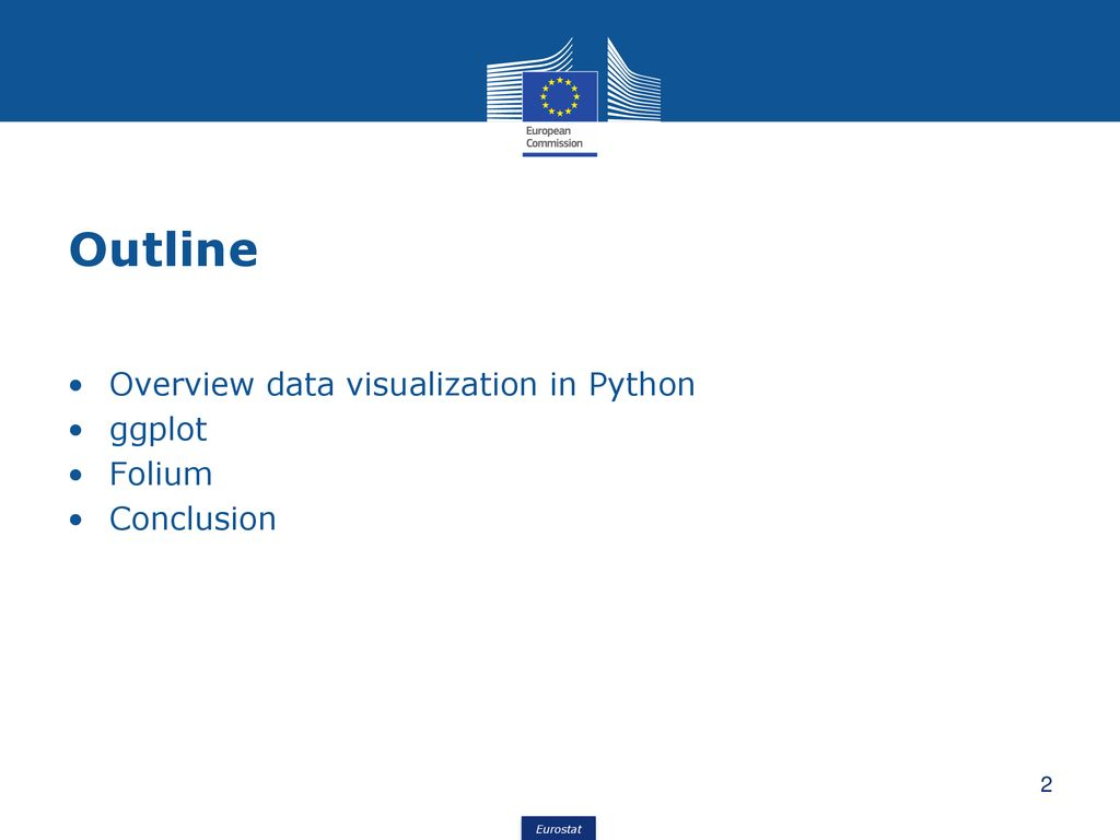 Data visualization in Python - ppt download
