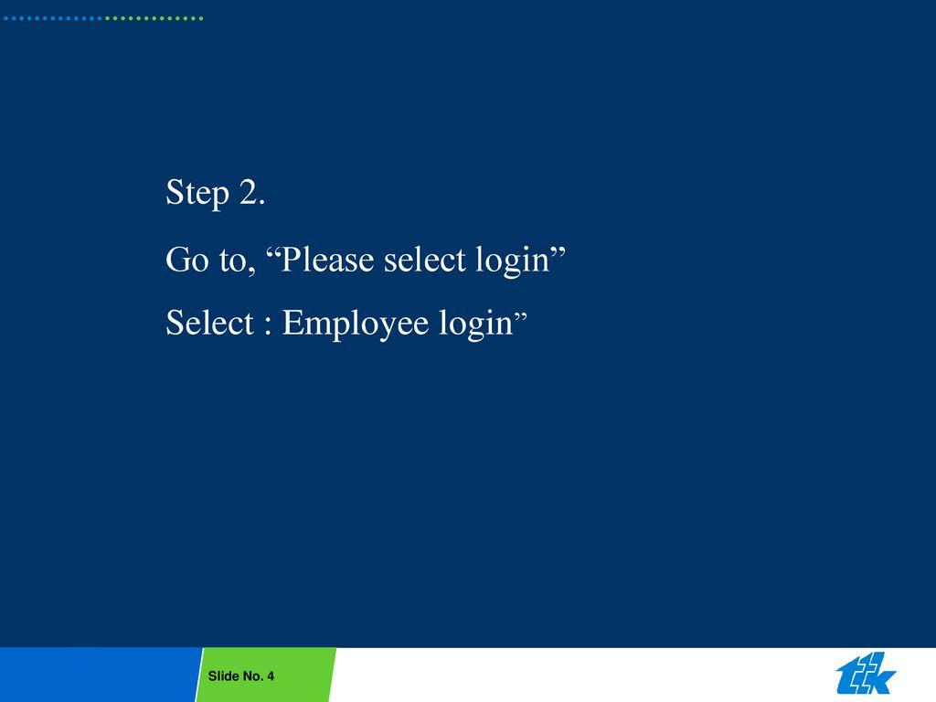 PRESENTATION FOR WEB LOGIN - ppt download