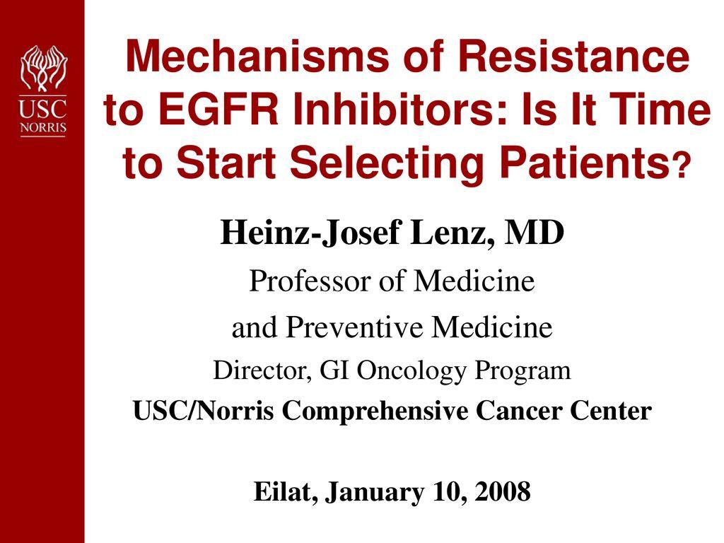 USC/Norris Comprehensive Cancer Center - ppt download