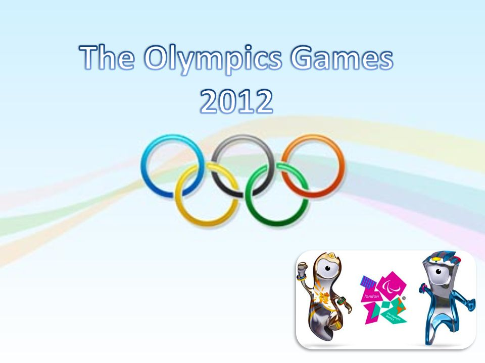 The Olympics Games 2012