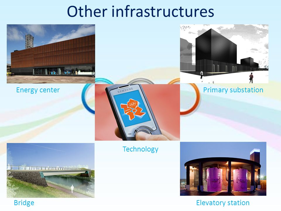 Other infrastructures