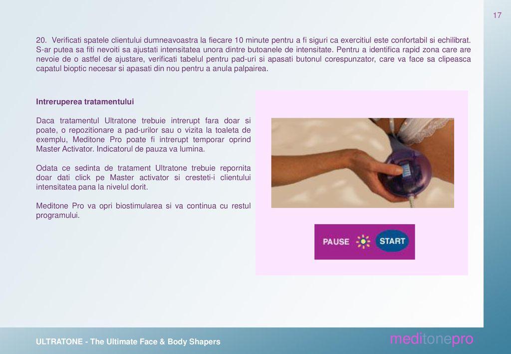 Ultraton amp-2int tratament articular