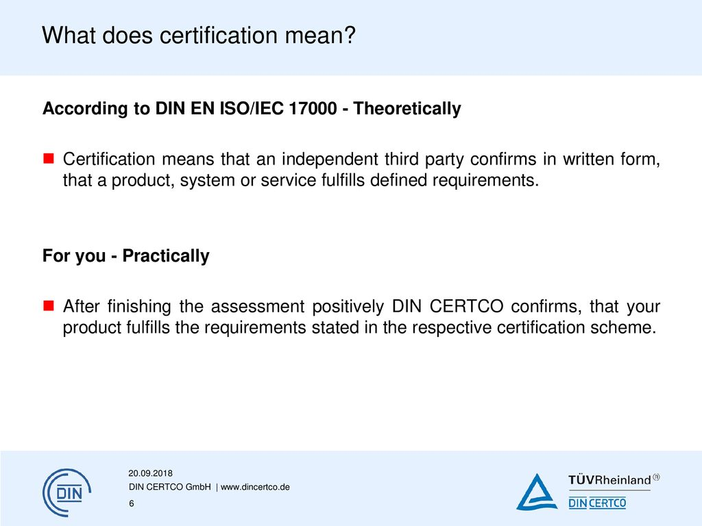 Certification Systems In The Environmental Field Show The