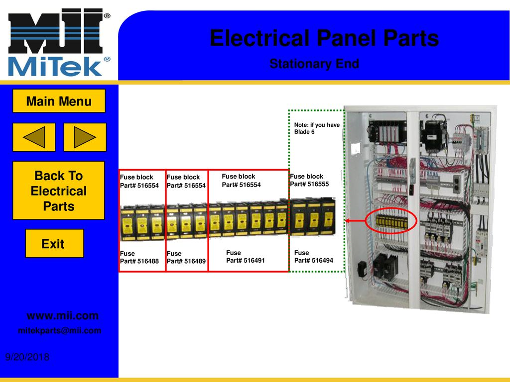 Quick Reference Parts Guide Introduction Ppt Download Obsolete Ge Fuse Box Electrical Panel Back To
