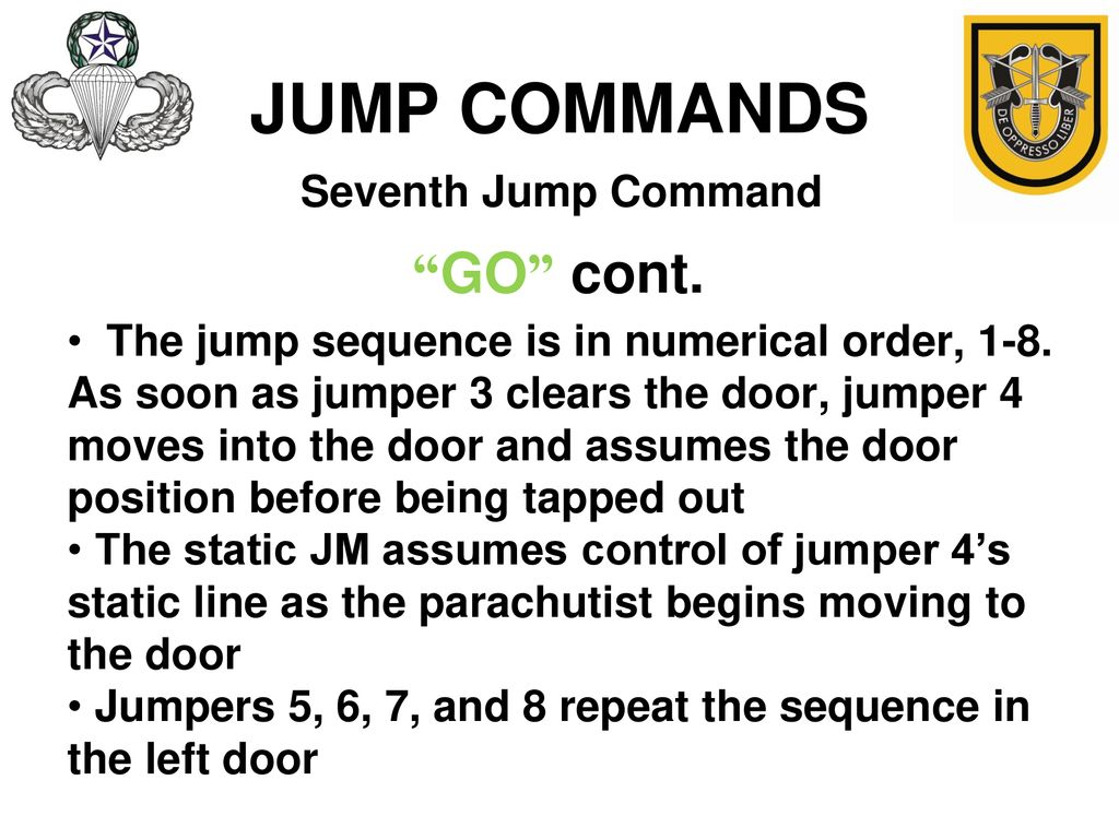 UH-60 Blackhawk A/C INSPECTION JUMP COMMANDS TIME WARNINGS - ppt