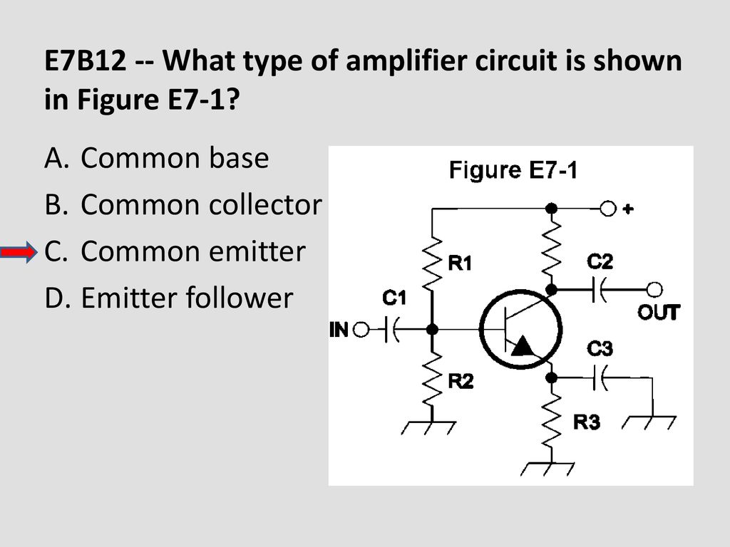 Chapter 6 Electronic Circuits Ppt Download 232 Serial Port Circuit Diagram Amplifiercircuit E7b12 What Type Of Amplifier Is Shown In Figure E7 1