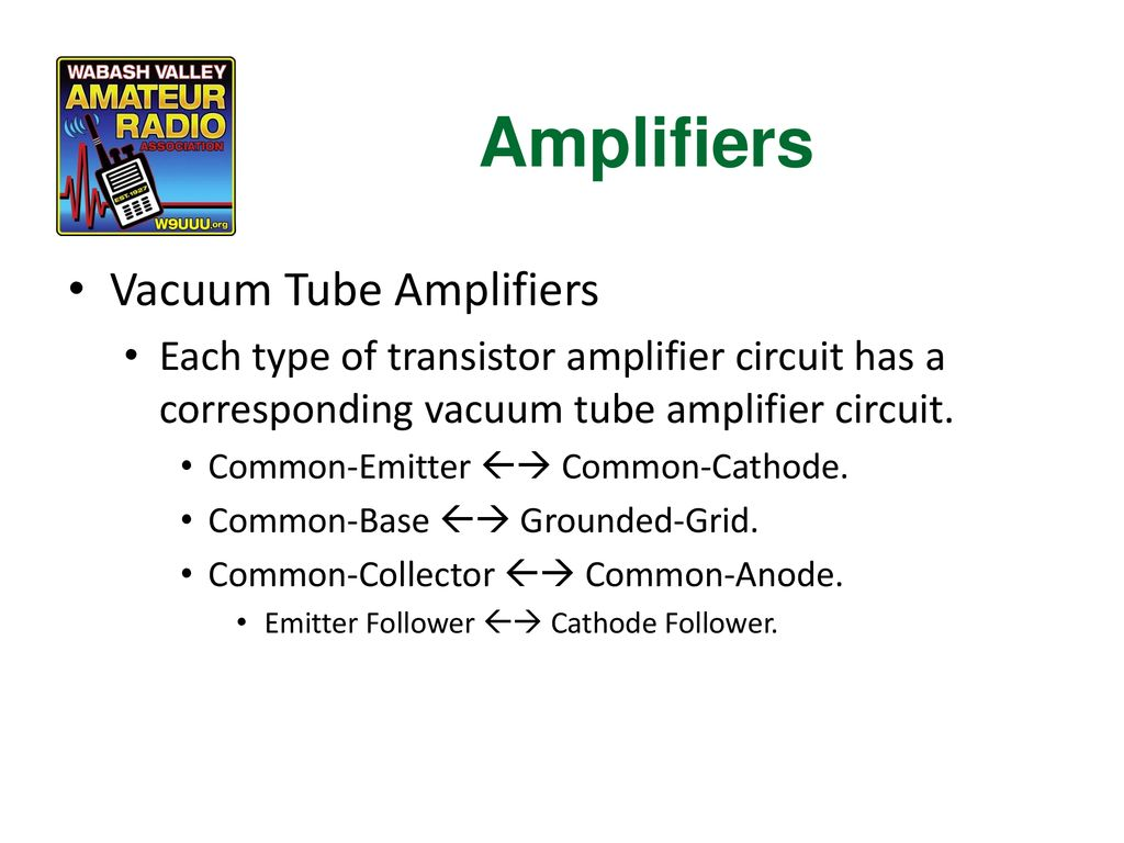Chapter 6 Electronic Circuits Ppt Download Vacuum Tube Amplifier Schematic 15 Amplifiers