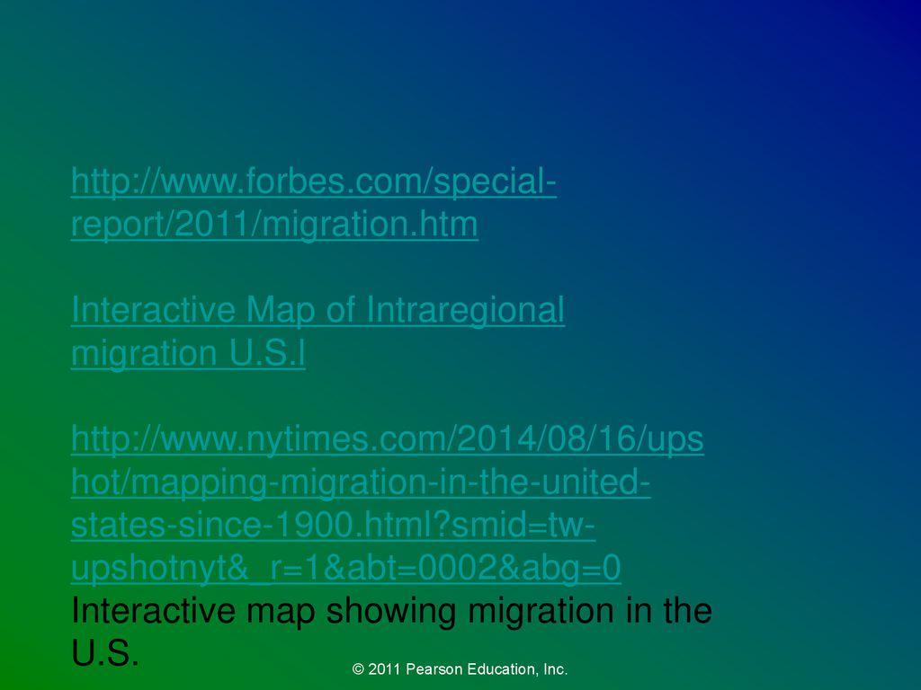 Unit 2: Migration. - ppt download