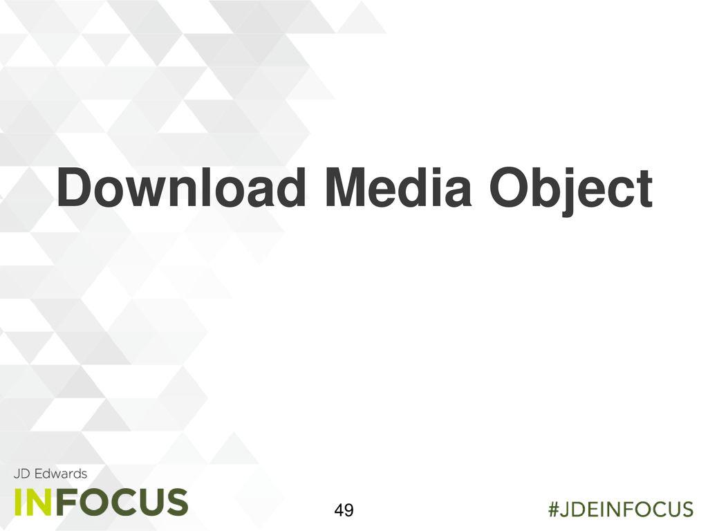 Defining JDE APIs Using the AIS server - ppt download