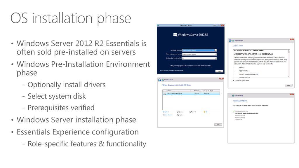 Windows Server 2012 R2 Essentials Overview - ppt download