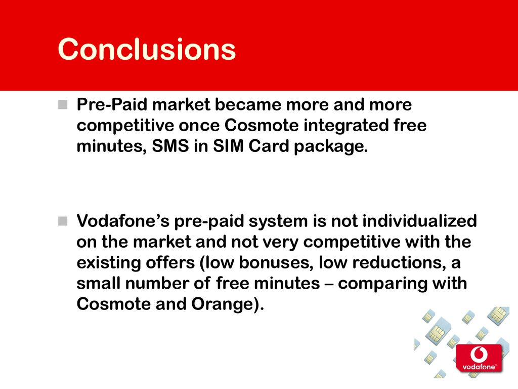 A short history of pre-paid system - ppt download