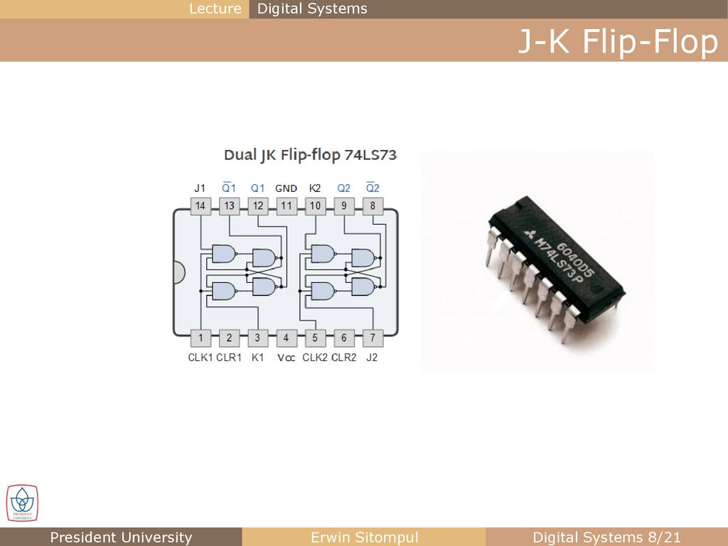 Sequential Circuits Flip Flops Ppt Download Flop Circuit Of A Rs Built With D 2 The Jk 21 Lecture Digital Systems J K