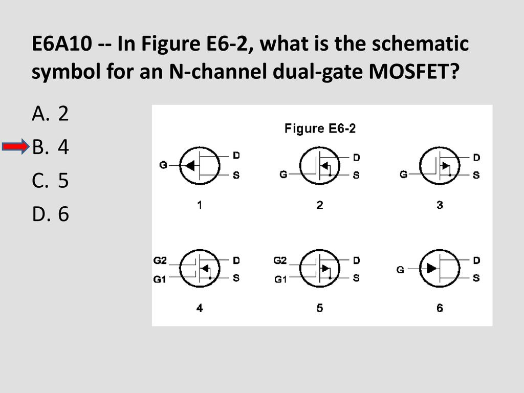Chapter 5 Components And Building Blocks Ppt Download Dual Gate Mosfets 57 E6a10