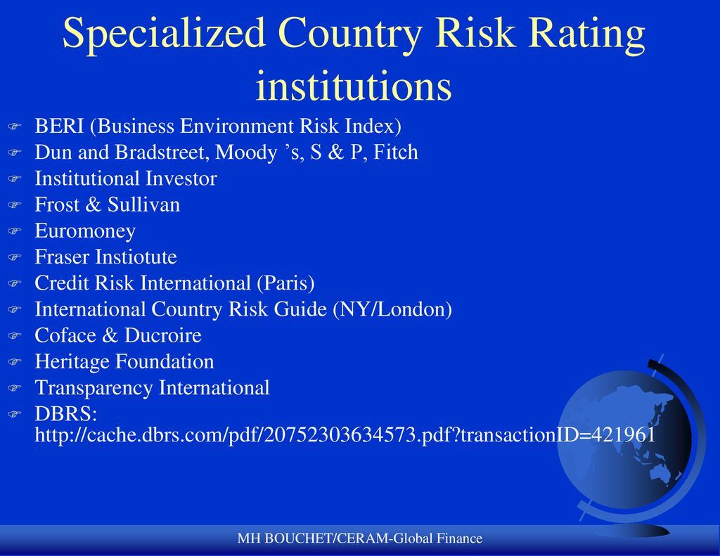 Country Risk Analysis SOVEREIGN RISK RATING March ppt download