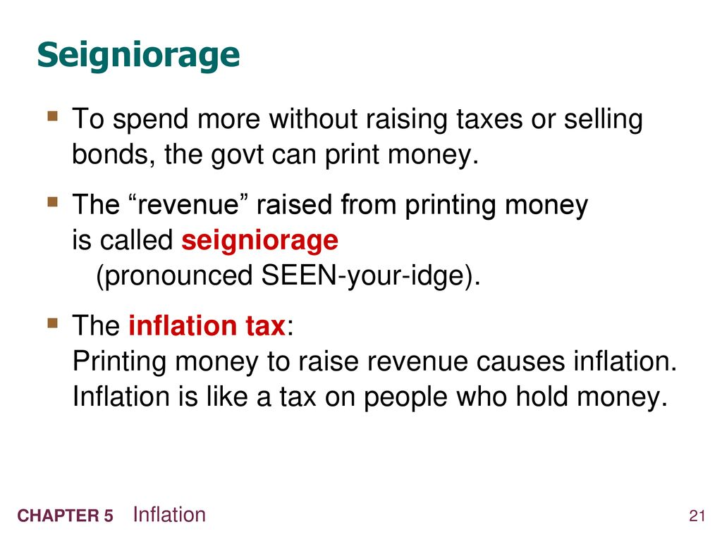 causes of inflation in zambia