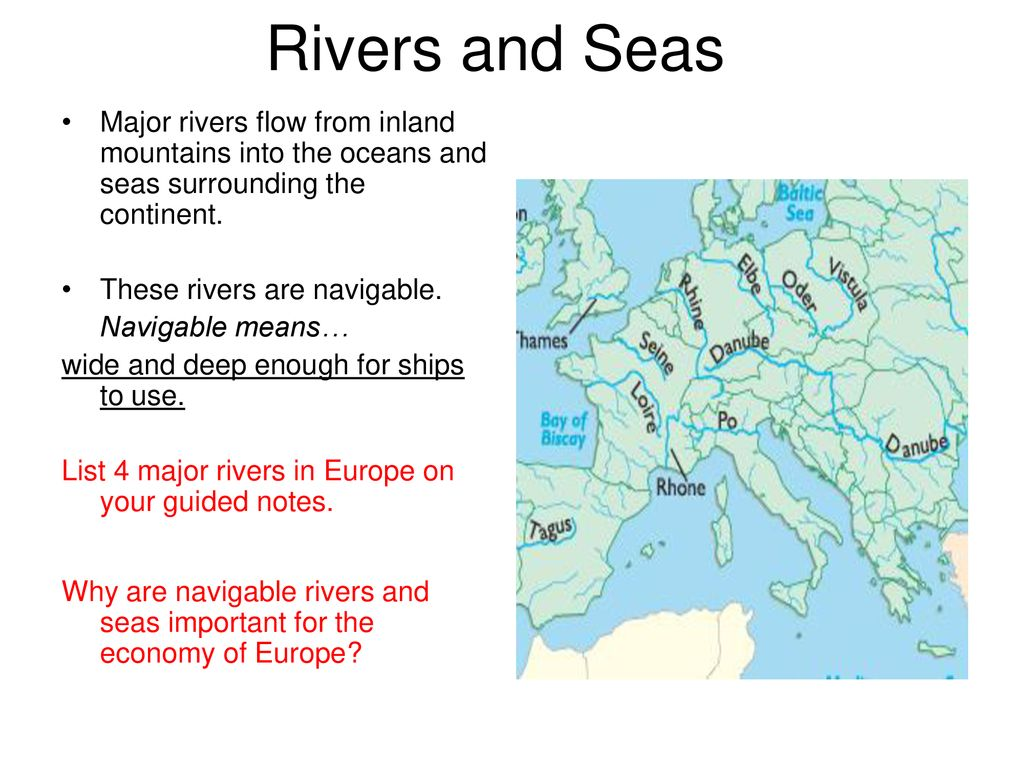 Image of: Geography Of Europe Natural Barriers And Protection Ppt Download