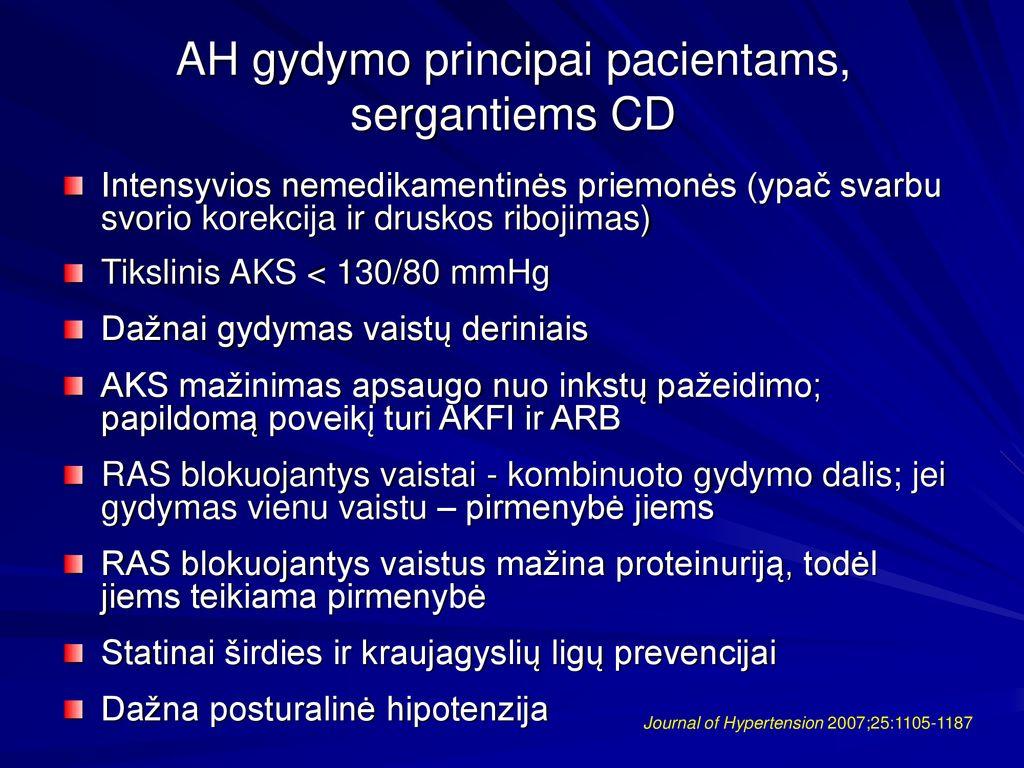 Fizinis krūvis ir arterinė hipertenzija