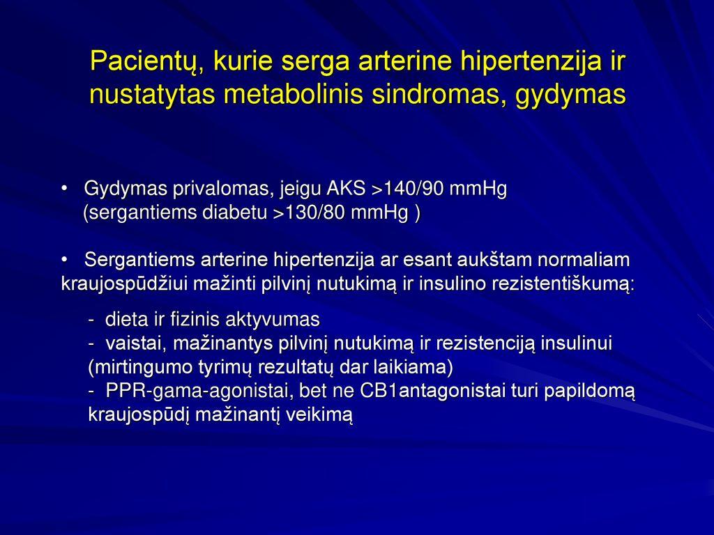 hipertenzija 4 laipsnių gydymas)