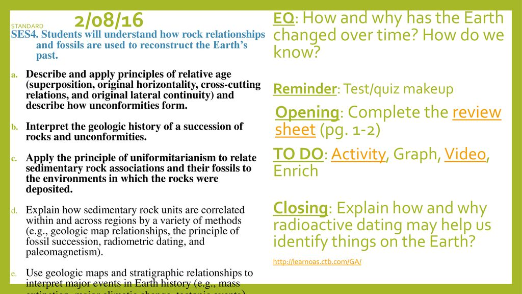Explain radiometric dating fossils videos