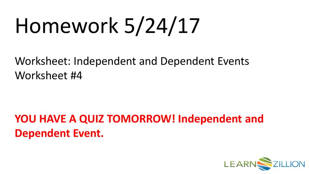 """Independent And Dependent Events Worksheet Worksheets for all likewise  as well Worksheet Probability Pd on Probability Of Independent and Dependent further  as well Probability Independent And Dependent Events Worksheet   Free together with Free Printable social Stories Worksheets Independent and Dependent besides Dependent Events  solutions  ex les  videos further  also Independent Events Worksheet   Checks Worksheet besides Free Probability Worksheets Grade Year 6 Gallery Worksheet Math For likewise Independent and Dependent Events   Kuta Infinite Geometry furthermore  furthermore Homework 5 24 17 Worksheet  Independent and Dependent Events together with dependent and independent events worksheet with answer   3 """"'1' 33 3 moreover Difference Between Mutually Exclusive and Independent Events  with in addition Dependent and Independent Events Lesson Plans   Worksheets. on independent and dependent events worksheet"""