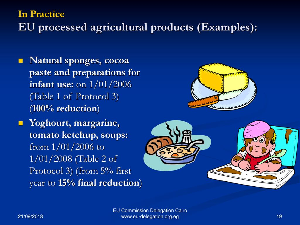 Example: comprehensive environmental assessment of agricultural.