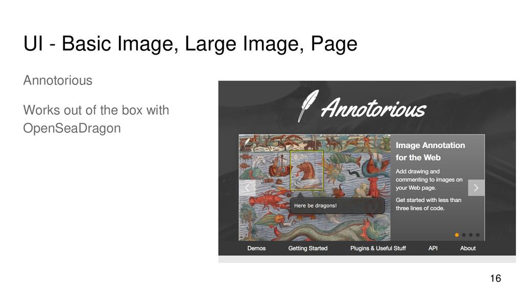 Web Annotations in Islandora - ppt download