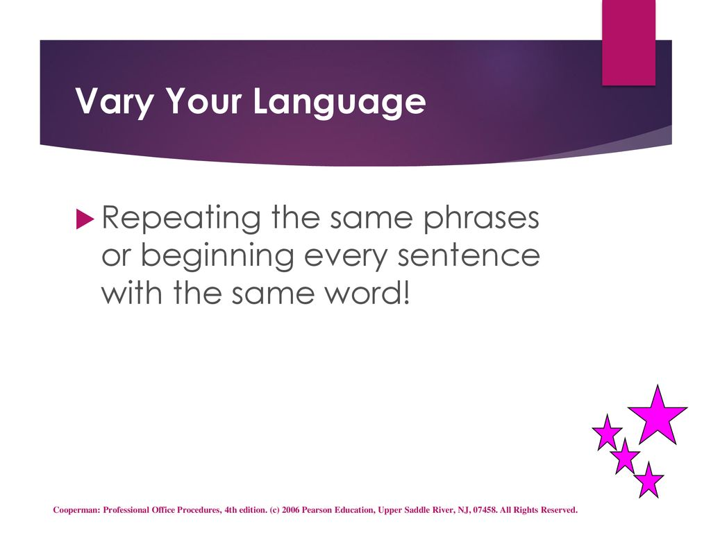 Chapter 2: The Written Word - ppt download