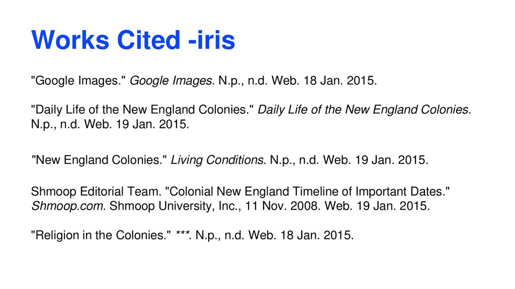 The Culture and Religion of the New England Colonies - ppt