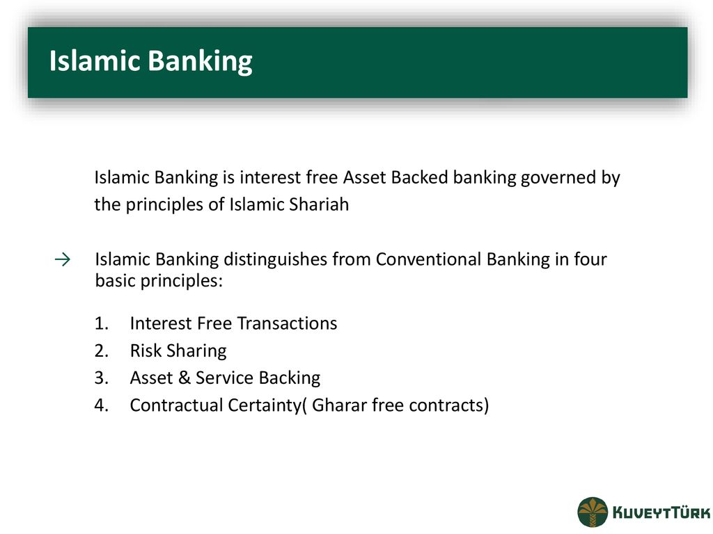 PRINCIPLES OF ISLAMIC BANKING - ppt download