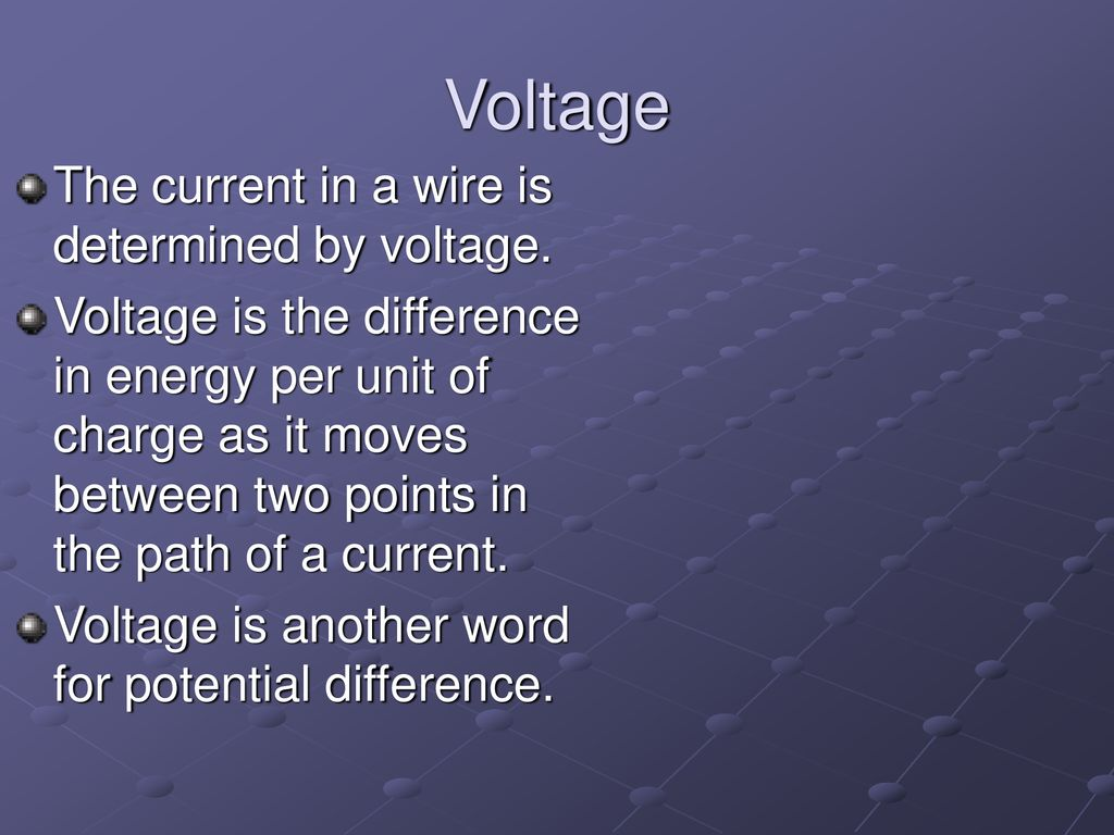 Electricity Chapter Ppt Download