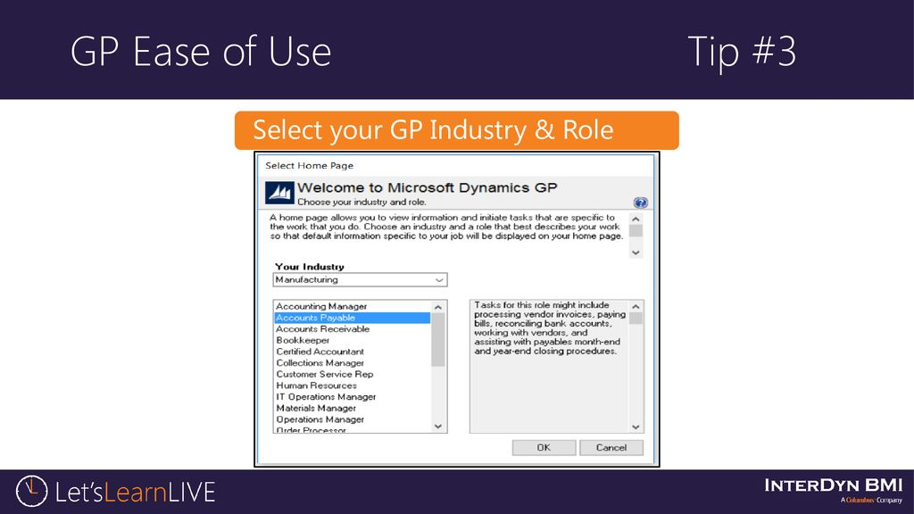Do Your Homework! 30 Things You Might Not Know about Dynamics GP