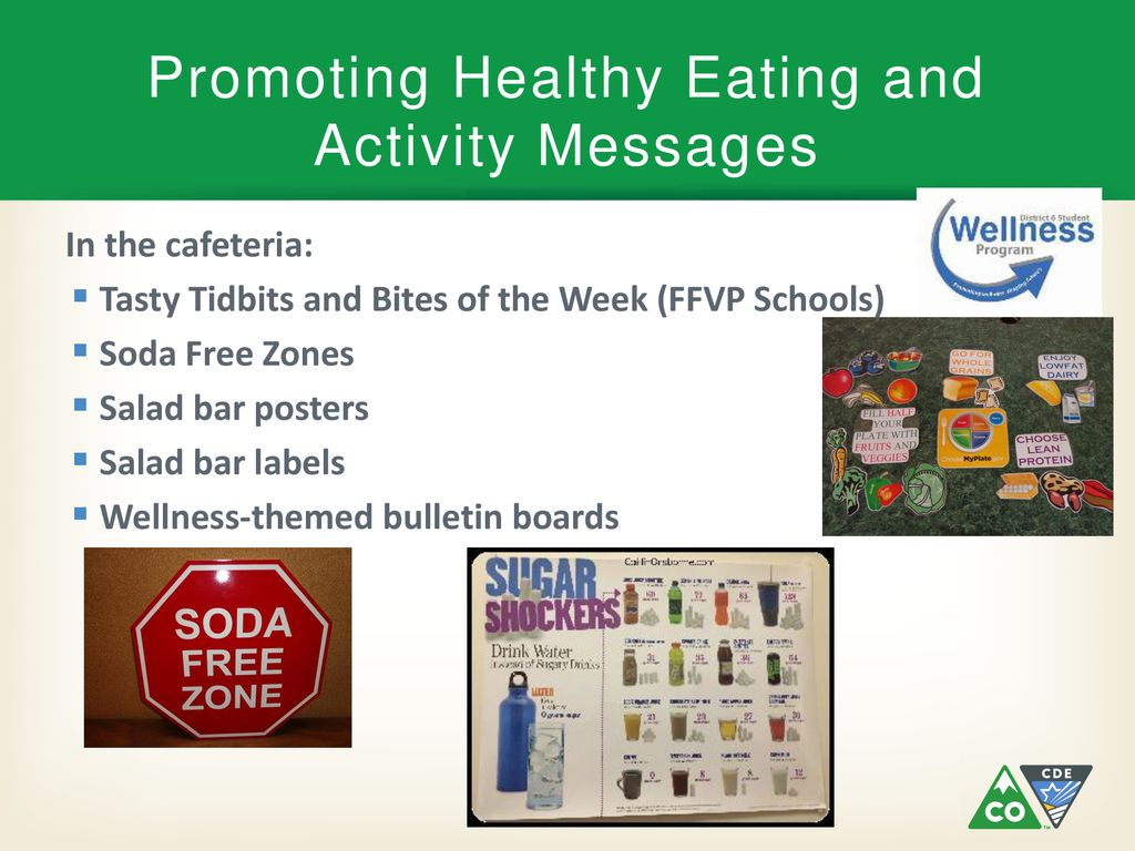 2015 Dietary Guidelines and Nutrition Standards for Schools - ppt