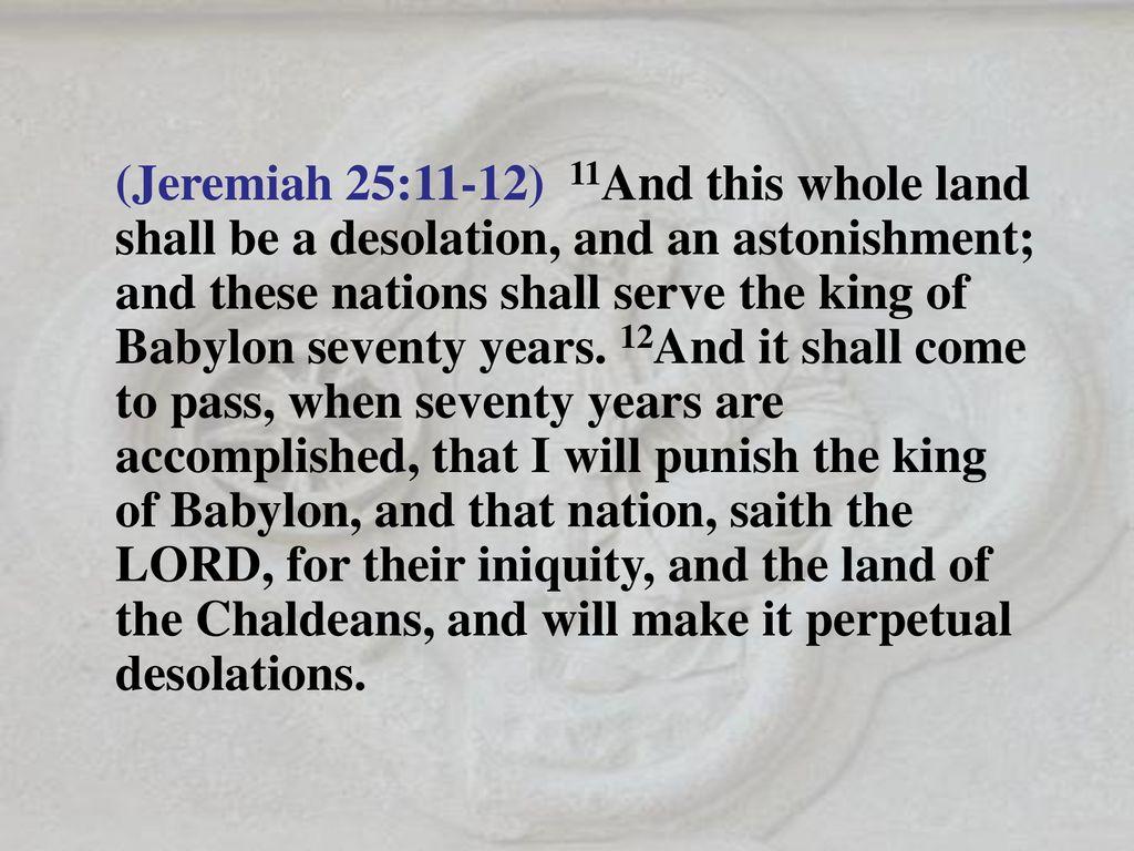 Ezekiel Chapter 3 Preparation of the Prophet: In chapter 3