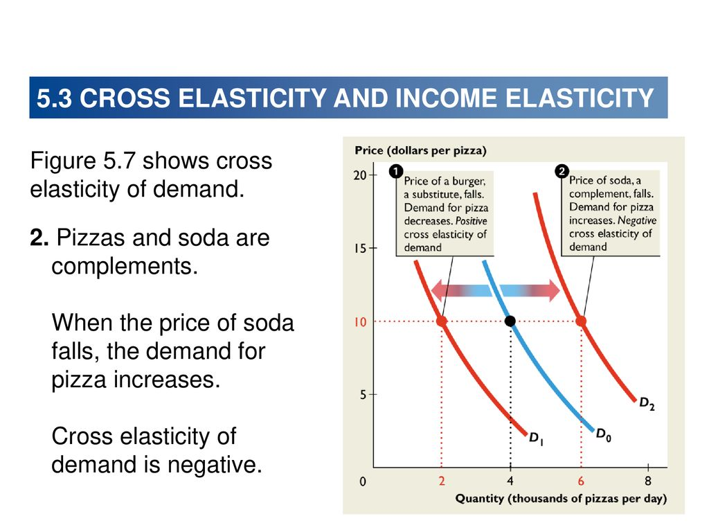 5 Elasticities Of Demand And Supply Chapter 5 Elasticities Of
