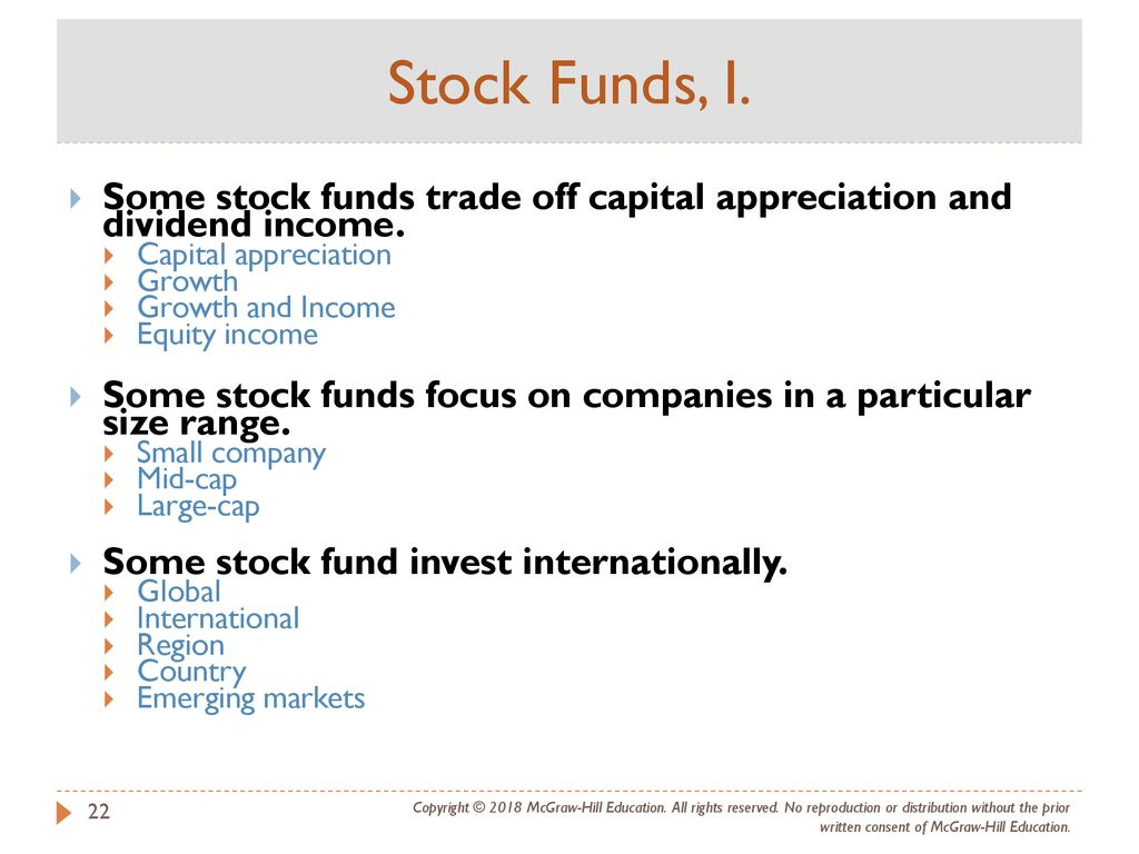 Mutual Funds and Other Investment Companies - ppt download