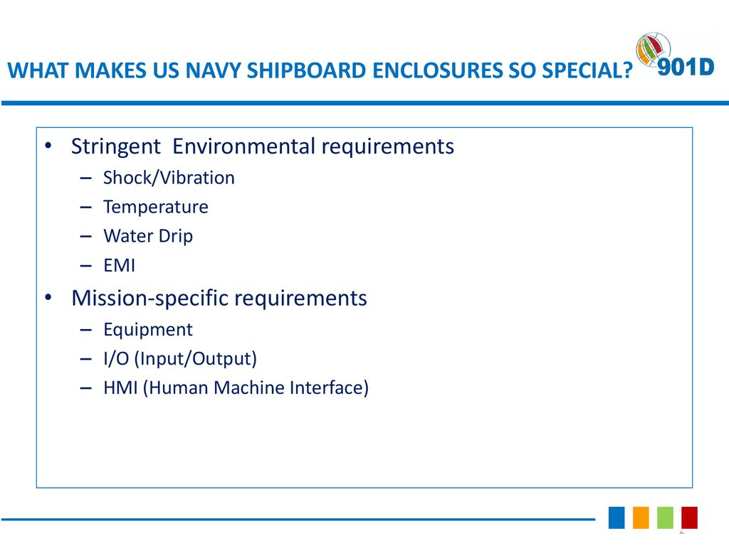 The Challenges of Electronic Enclosures for US Navy Ships