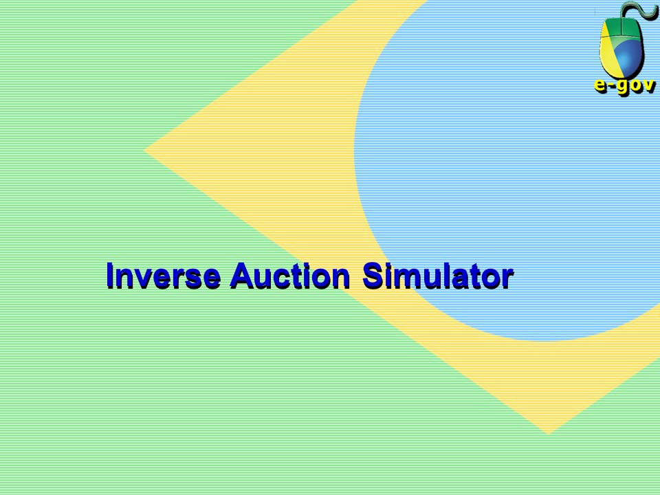 Inverse Auction Simulator