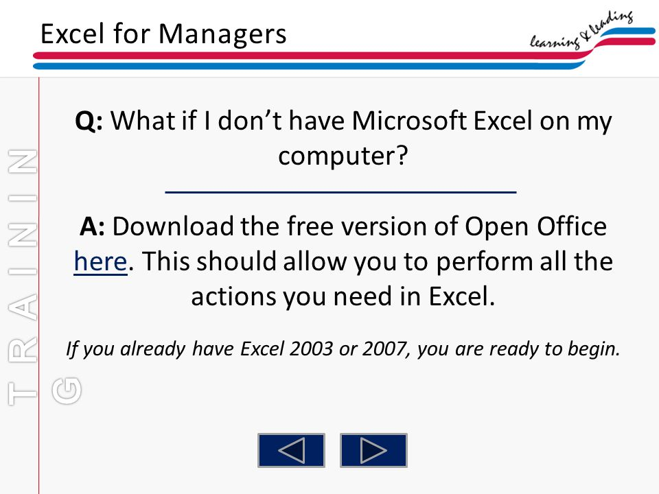 The essentials managers need to know about Excel - ppt video online