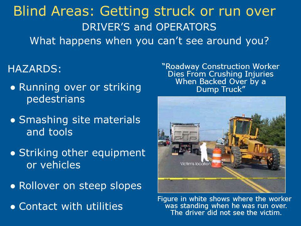 Road Construction Work Zone Safety Ppt Video Online Download