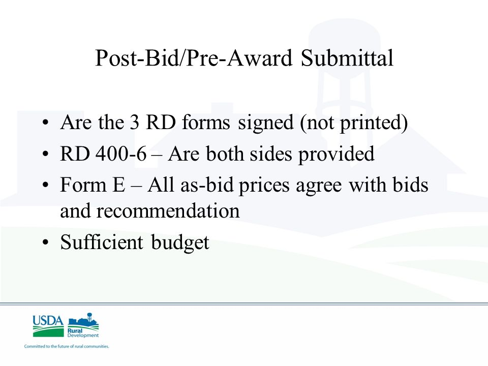 Usda Rural Development Ppt Video Online Download