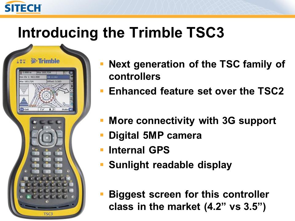 Trimble Field Controllers - ppt video online download