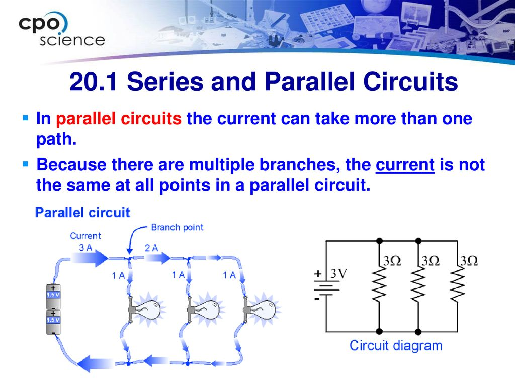 Foundations Of Physics Ppt Download A Parallel Circuit Diagram 201 Series And Circuits