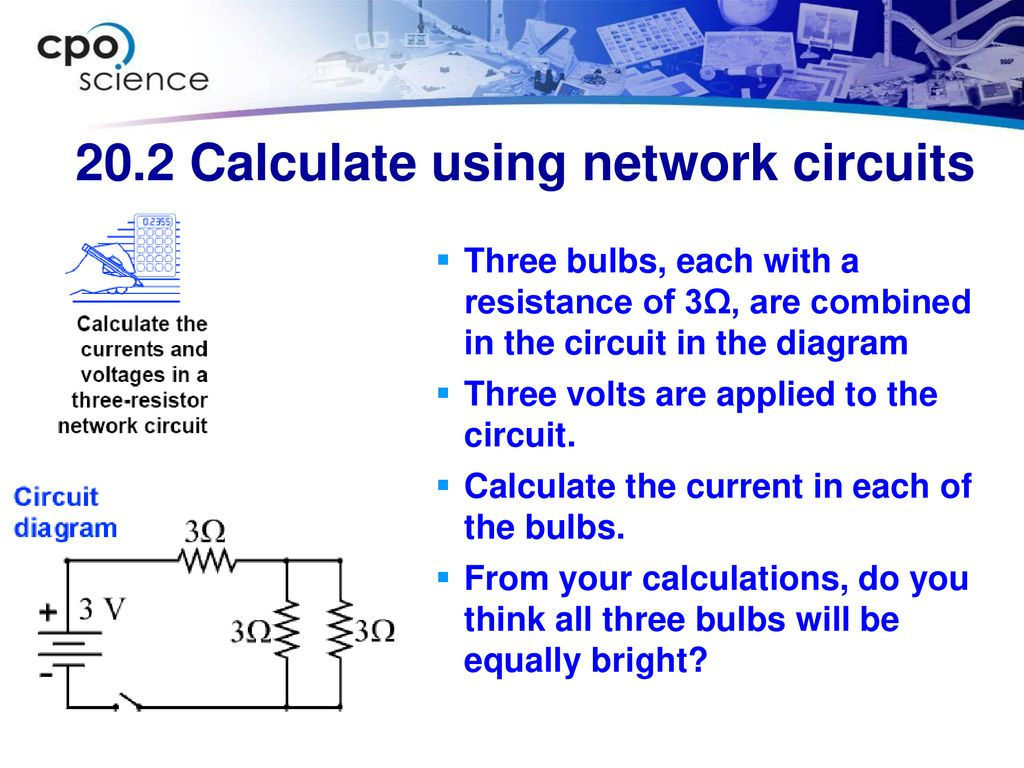 Foundations Of Physics Ppt Download Circuit Diagram Calculator 202 Calculate Using Network Circuits