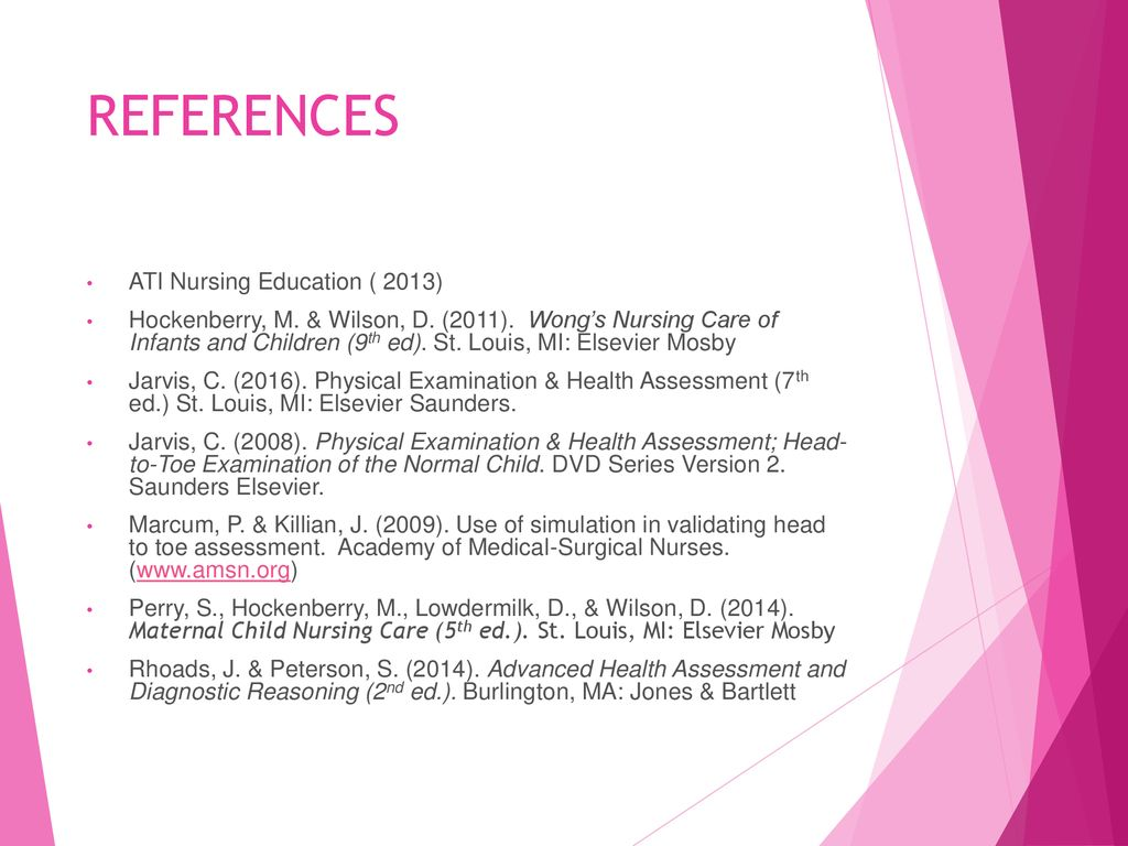 Physical Assessment for the School Nurse – Part I - ppt download
